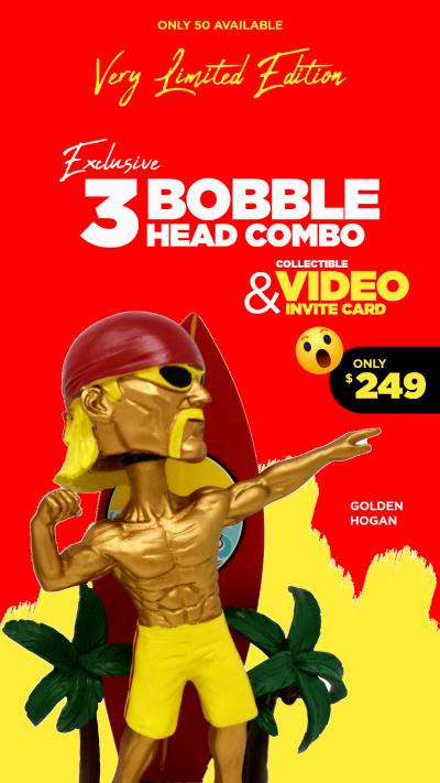 VIP Gold bobble